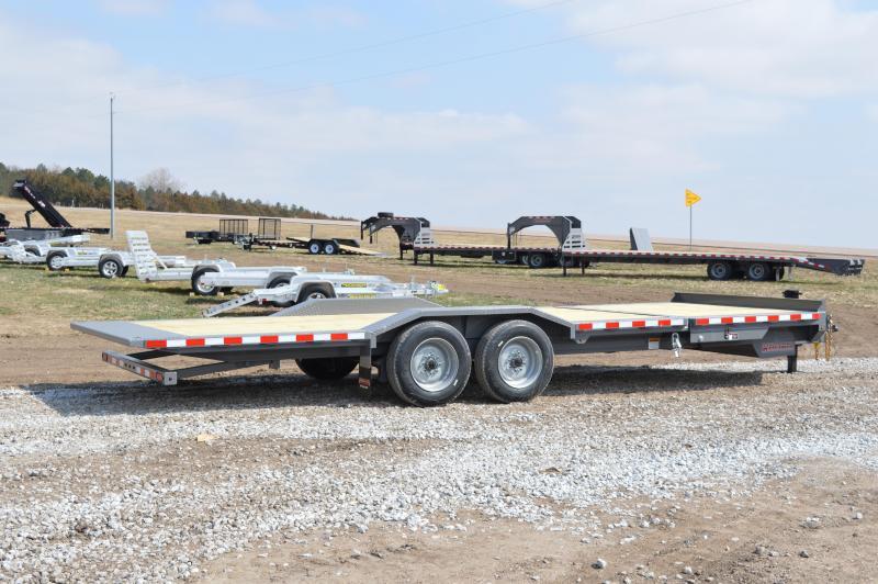 2019 Midsota TBWB-24 Equipment Trailer