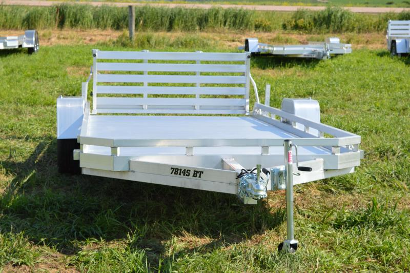 2020 Aluma 7814S-BT ATV Trailer