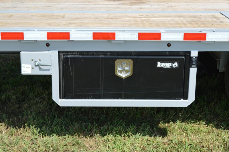DEMO / 2018 Midsota FB32GN-HB Equipment Trailer