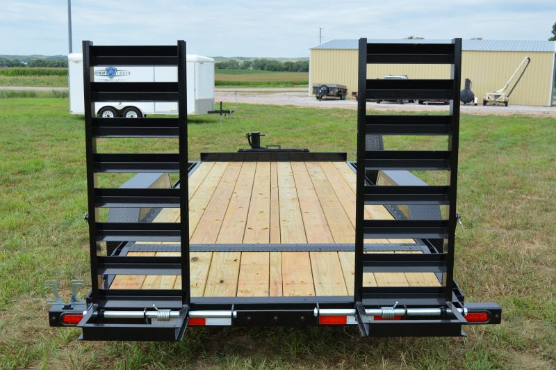 2019 Midsota / Nova ET8218 Equipment Trailer