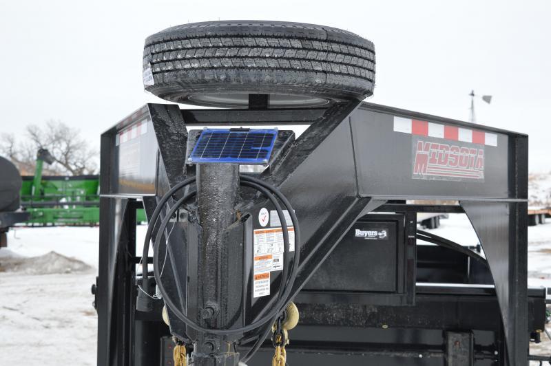 2019 Midsota HV-18 Dump Trailer